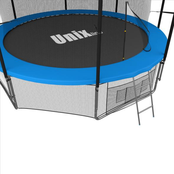 Батут UNIX line inside (blue), 10 ft preview 11