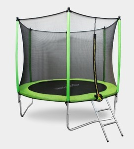 Oxygen Fitness Standard 10 ft outside (Light green)