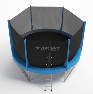 Батут Optifit Jump 10ft (синий)