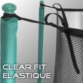 Батут — Clear Fit Elastique 14ft preview 3