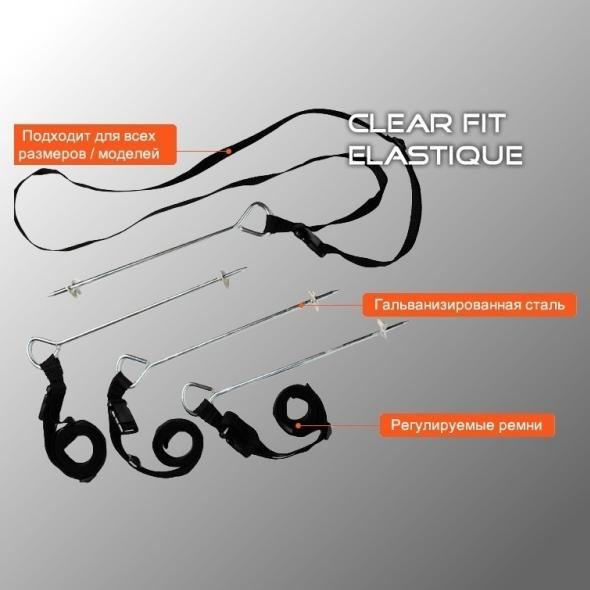 Батут — Clear Fit Elastique 14ft preview 5