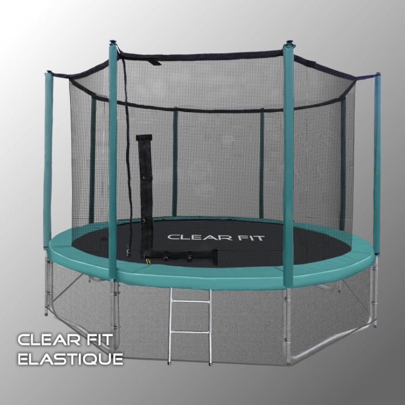 Батут — Clear Fit Elastique 14ft preview 2