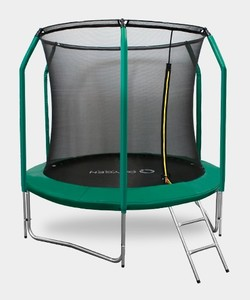 Oxygen Fitness Premium 8 ft inside (Dark green)